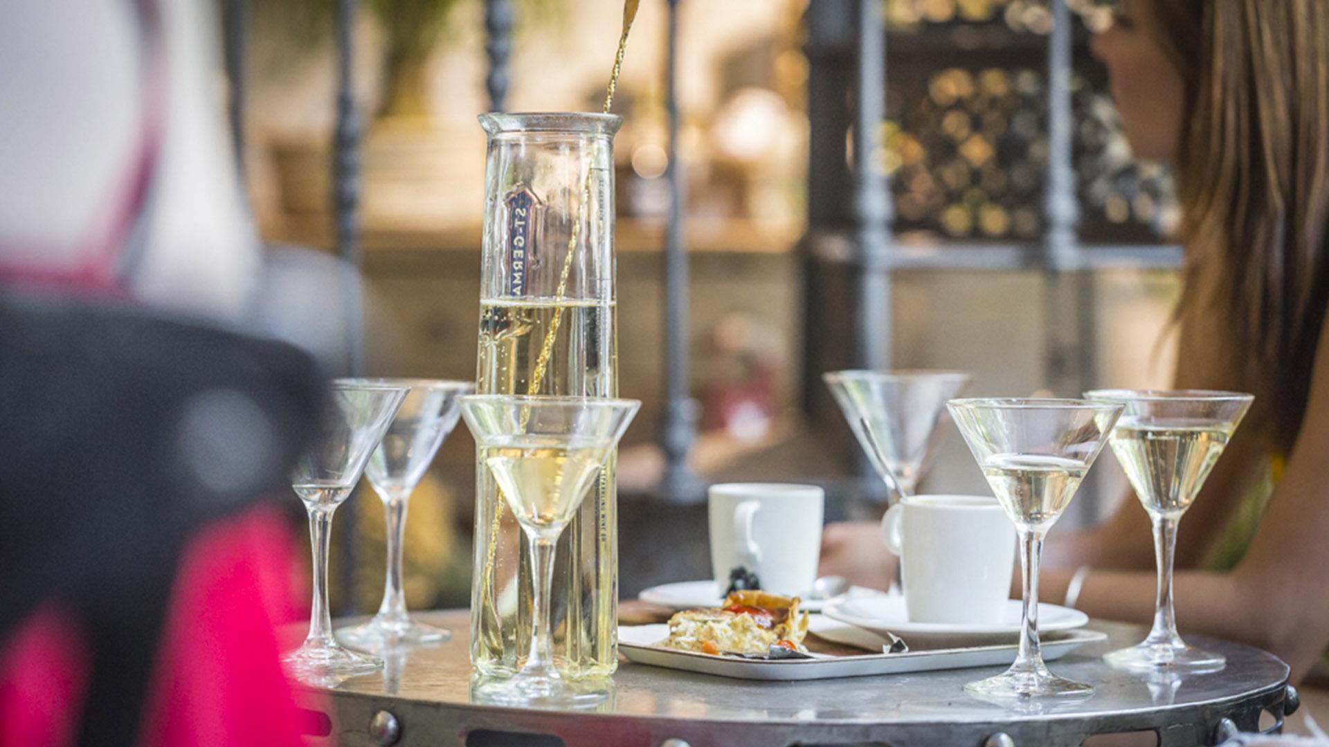 Eventos de Empresa - Bacardí - St-Germain -Les Femmes du Bar Madrid