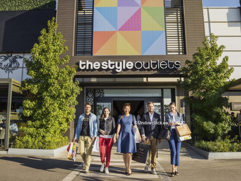 Reportaje Comercial - Grupo Neinver - The Style Outlet Las Rozas