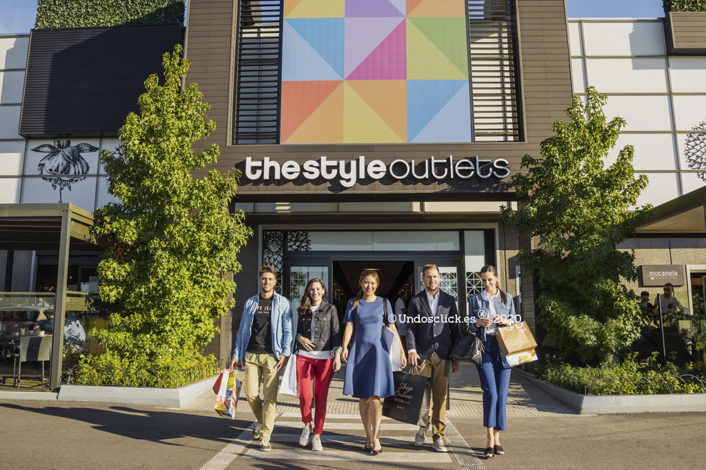 Reportaje Comercial - Grupo Neinver - The Style Outlet Las Rozas