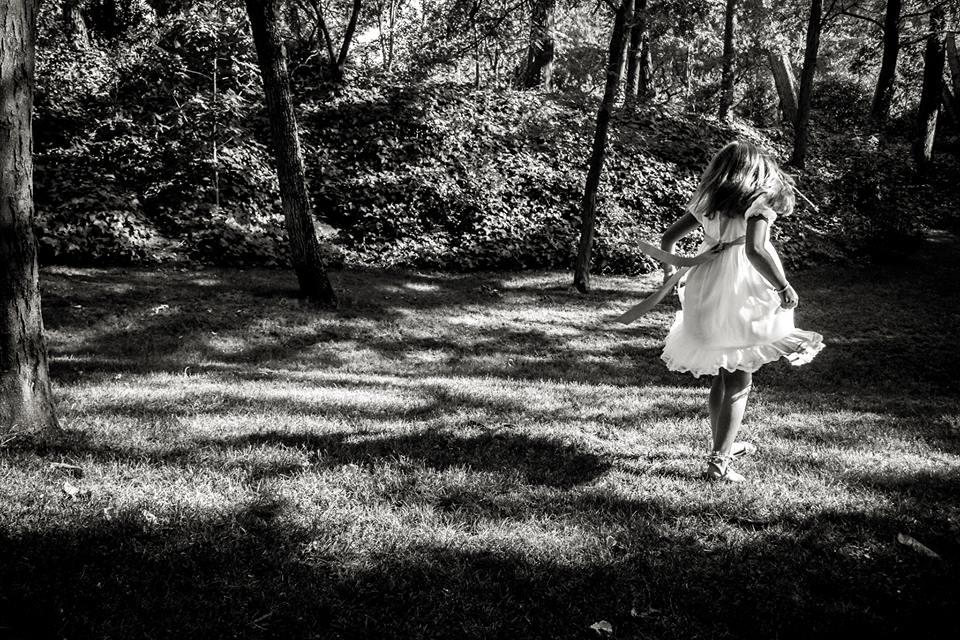 Sesión de Fotografía de Niños en Exteriores