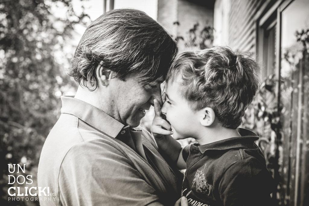 Sesión de Familia - Luis y Luisito