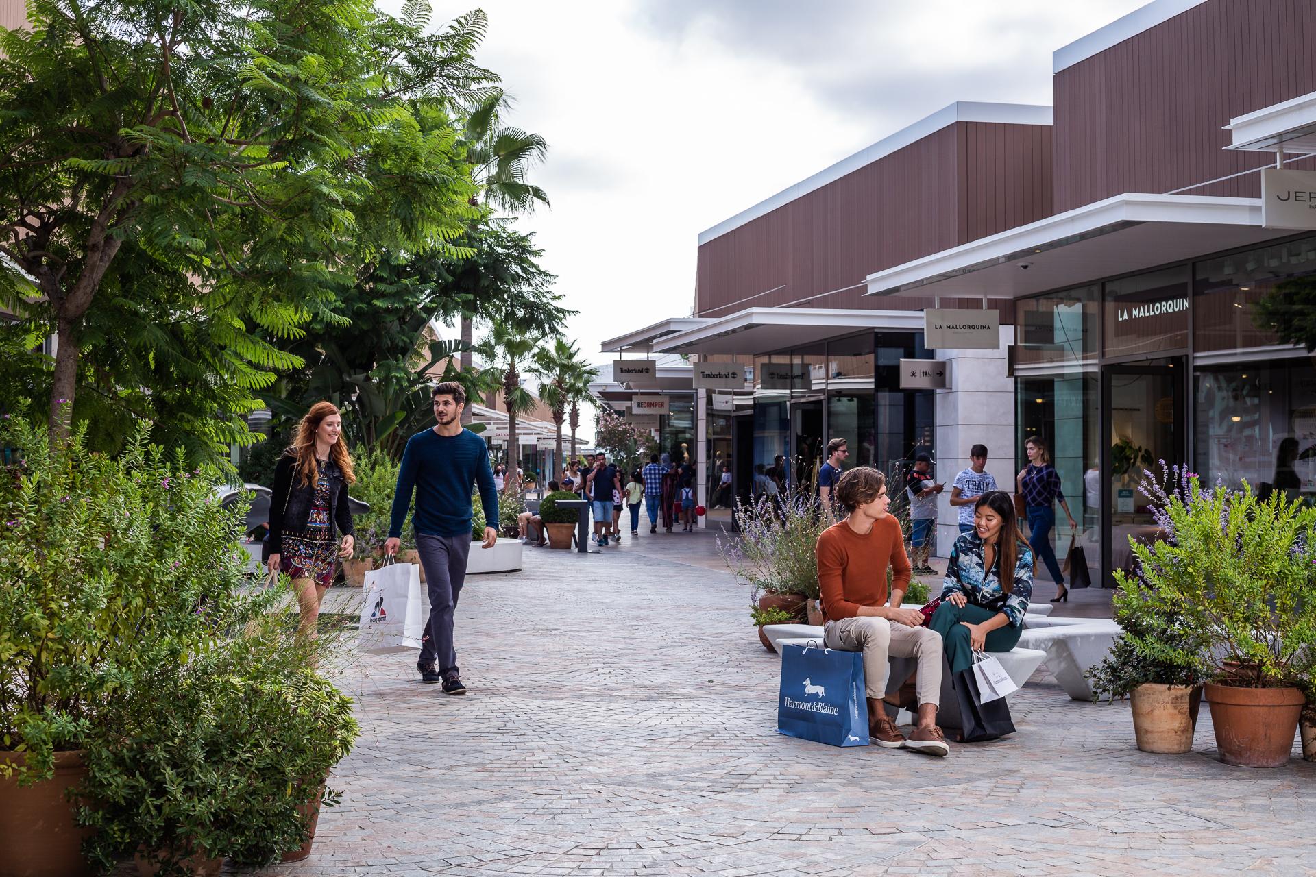 Fotografía Inmobiliaria Centros Comerciales